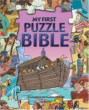 Cover of: My First Puzzle Bible | Tommy Nelson