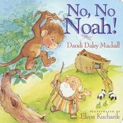 Cover of: No, No Noah