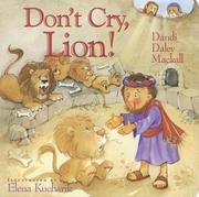 Cover of: Don't  Cry Lion