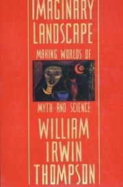 Cover of: Imaginary landscape: Making Worlds of Myth and Science