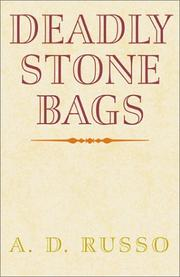 Cover of: Deadly Stone Bags