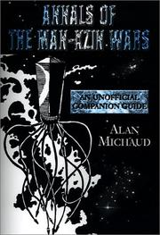 Cover of: Annals of the Man-Kzin Wars