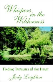 Cover of: Whispers in the Wilderness