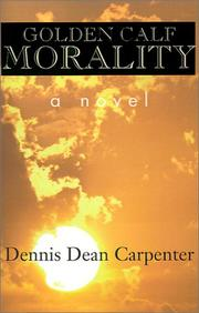 Cover of: Golden Calf Morality
