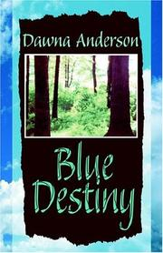 Cover of: Blue Destiny