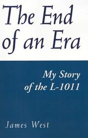 Cover of: The End of an Era