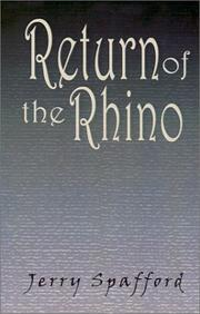 Cover of: Return of the Rhino
