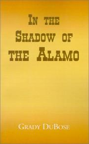 Cover of: In the Shadow of the Alamo