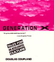 Cover of: Generation X