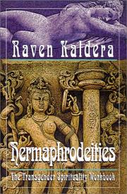 Cover of: Hermaphrodeities