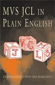 Cover of: MVS JCL in Plain English