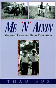 Cover of: Me 'N' Alvin