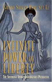 Cover of: Infinite Power of Liberty