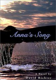 Cover of: Anna's Song