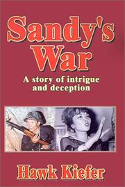 Cover of: Sandy's War