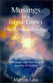 Cover of: Musings of a Rogue Comet | Martin Lass
