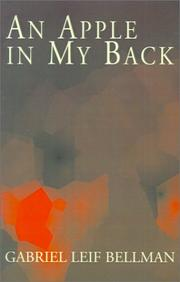 Cover of: An Apple in My Back