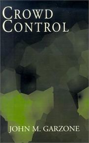 Cover of: Crowd Control