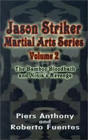 Cover of: Jason Striker Martial Arts Series Volume 2 | Piers Anthony