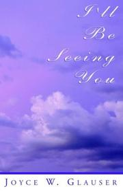 Cover of: I'll Be Seeing You