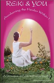 Cover of: Reiki & You | Margaret Lee Lyles