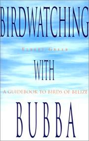 Cover of: Birdwatching with Bubba