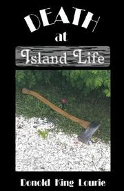 Cover of: Death at Island Life | Donold King Lourie