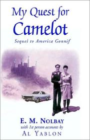 Cover of: My Quest for Camelot