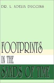 Cover of: Footprints in the Sands of Time