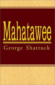 Cover of: Mahatawee