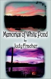Cover of: Memories of White Pond