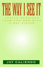 Cover of: The Way I See It