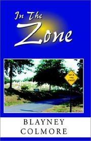 Cover of: In the Zone