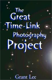 Cover of: The Great Time-Link Photography Project