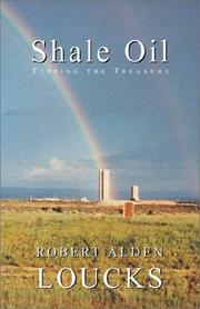 Cover of: Shale Oil
