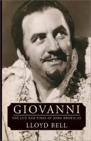 Cover of: Giovanni