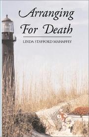 Cover of: Arranging for Death