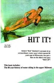 Cover of: HIT IT!