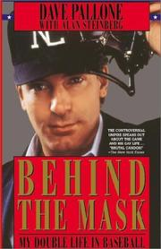 Cover of: Behind the Mask | Dave Pallone