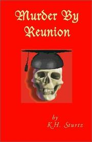 Cover of: Murder by Reunion