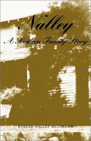 Cover of: Nalley | Evelyn Nalley McCollum
