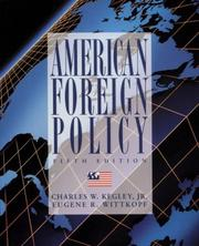 Cover of: American Foreign Policy | Charles William Kegley Jr.