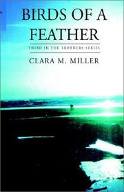 Cover of: Birds of a Feather | Clara M. Miller