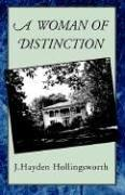Cover of: A Woman of Distinction