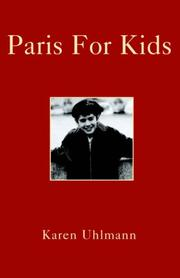 Cover of: Paris For Kids