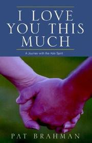 Cover of: I Love You This Much