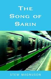 Cover of: The Song of Sarin
