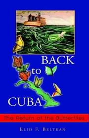 Cover of: Back to Cuba