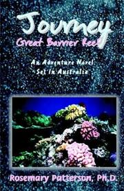 Cover of: Journey Great Barrier Reef | Rosemary, Ph.D. Patterson