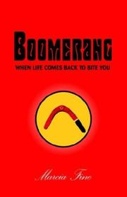 Cover of: Boomerang